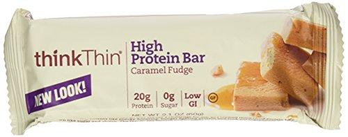 thinkThin Bundle 2 Flavors: Brownie Crunch and Caramel Fudge