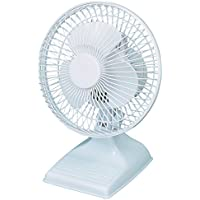Optimus 6 Inch Personal Table Fan