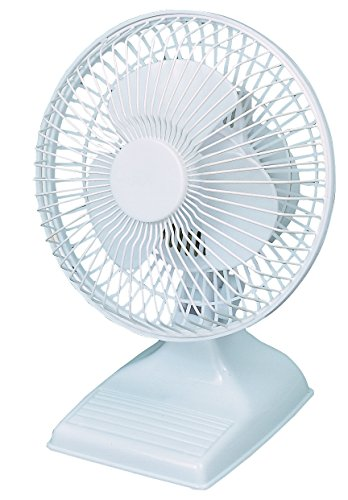 Optimus F-0610 6 Inch Personal Table Fan by Optimus