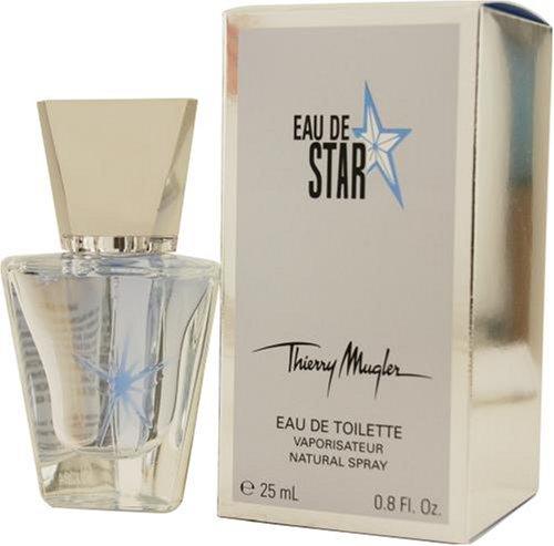 Eau De Star By Thierry Mugler For Women. Eau De Toilette Spray .8-Ounces