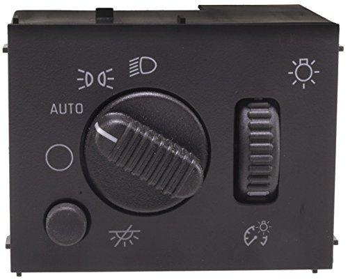 04 silverado headlight switch - 3