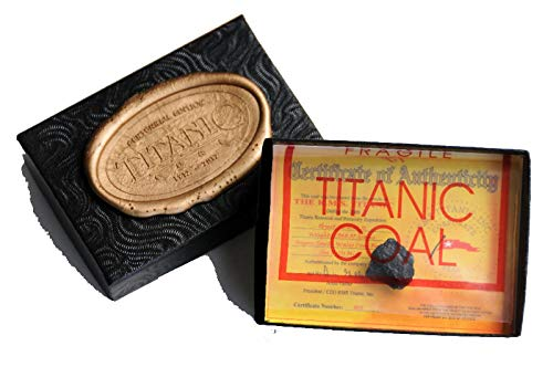 TITANIC COAL CENTENNIAL PRESENTATION BOX