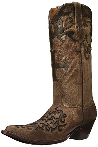 Cinch Women's Gwen, Brown, 9 B US (Cinch Cowboy Boots Womens)