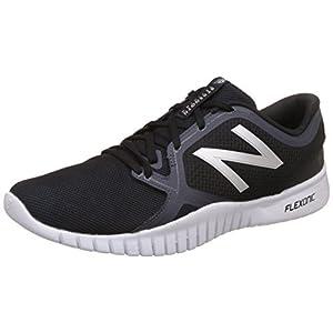 New Balance Men's 66v2 Flexonic Cross-Trainer-Shoes, Black, 12 D US