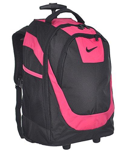 Nike Swoosh Rolling Backpack - Purple
