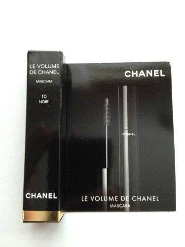 18877d2f083b Chanel LE VOLUME DE CHANEL Mascara 10 Noir Sample Travel Size 0.1 oz/ 3 g  (about 1/2 full size of product): Everything Else