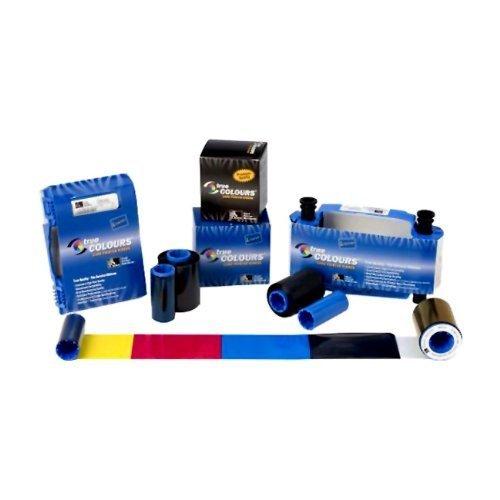Zebra Technologies Corporation Zebra Wax Resin Ribbon 4.33inx1476ft 5586 Premium 1in Core - Thermal Transfer - Black - 6 (Resin 5586 Premium Ribbons Wax)