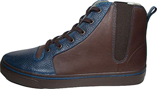 Creative Recreation Ponti MID Select azul de color marrón cr7649 tamaño 42/Us 9/UK 8/27 cm