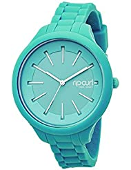 Rip Curl Womens Horizon Silicone Band Analog Watch Mint A2803G-min