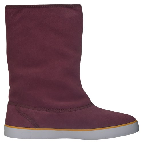 Women's Suede Lacoste Purple Dark Brier Boots SqAHABcd