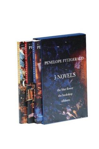 3 Novels : The Blue Flower, The Bookshop, Offshore [Boxed Set]
