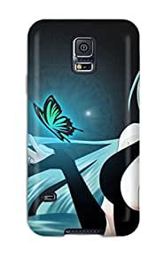 Forever Collectibles Vocaloid Hard Snap-on Galaxy S5 Case