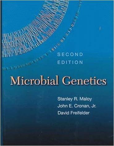 Microbial Genetics (Jones and Bartlett Series in Biology)