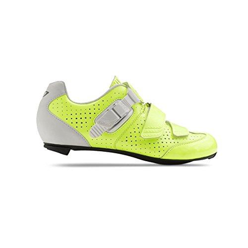 Giro Espada E70 Damen Rennrad Fahrrad Schuhe gelb/weiß 2016