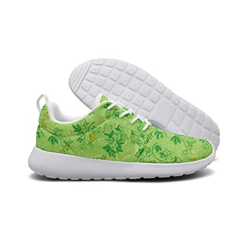 Mesh Ivy Roshe Breathable Cross Watermelon Country Hoohle Flex Artificial Leaves Running Season 1 Womens Purple Shoes Sports Lightweight ZHwqYAf