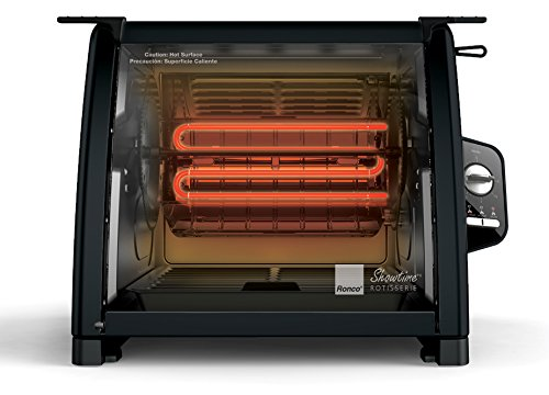 Ronco 5500 Series Rotisserie Oven, Black by Ronco (Image #3)