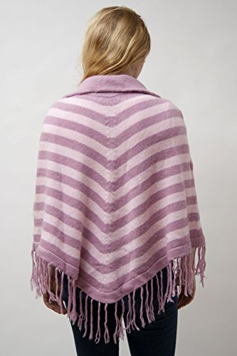 Pink Alpaca Sans Poncho Select Maube Femme Manche q6P4qwA