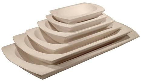 Hofmeister Holzwaren wooden mixing bowl for dough Molle 18x10 cm