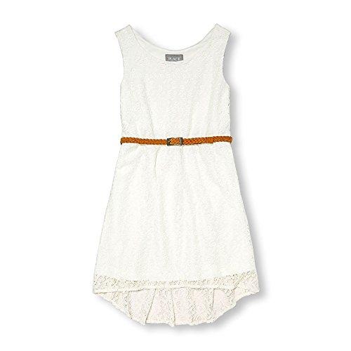 Child White Dress - 3