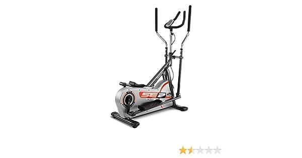 Elíptica SE2 Electronic G280N BH Fitness. Sistema inercial 20kg. El nuevo concepto de ciclismo indoor. Mayor consumo calórico por minuto.