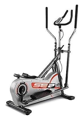Elíptica SE2 Electronic G280N BH Fitness. Sistema inercial 20kg. El nuevo concepto de ciclismo