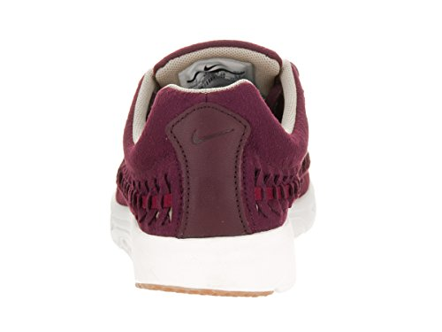 NIKE Womens Mayfly Woven Casual Shoe Nght Mrn/Nbl Rd/Elm/Smmt Wht vQaoXU