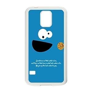 Custom Chocolate,Ice Cream Design Plastic Case Protector For Samsung Galaxy S5