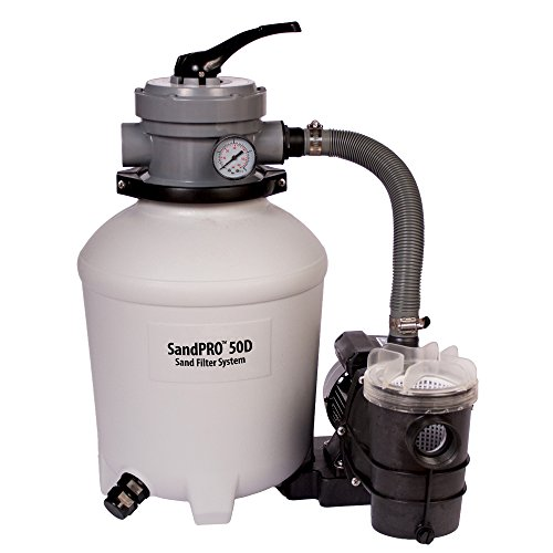 Blue Wave NE6155 SandPro 50D Filter and 1/2 HP Pump by Blue Wave