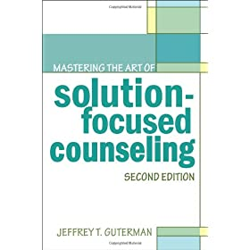 Learn more about the book, Mastering the Art of Solution-Focused Counseling