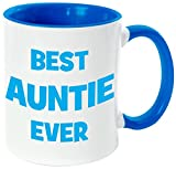 """Best Rikki Knight Aunt Ever Coffee Cups - Rikki Knight """"Best Auntie Ever""""Aunt"""" Funny Quotes Handle Review"""
