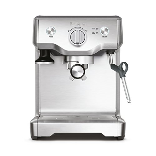 BREVILLE BES810BSSUSC BES810BSS Duo Temp Pro Espresso Machine, Stainless Steel, medium,