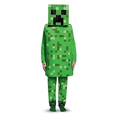 Disguise Creeper Deluxe Minecraft Costume