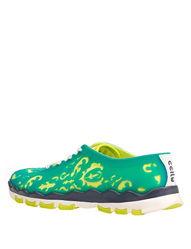 in Women's Color Sneakers Woman's Ccilu Turquoise dtxqfWSw