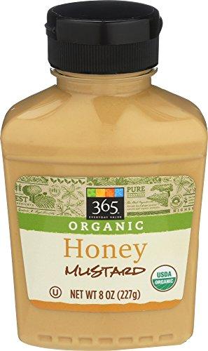 365 Everyday Value, Organic Honey Mustard, 8 oz ()