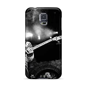 Protector Hard Phone Case For Samsung Galaxy S5 With Provide Private Custom HD Avenged Sevenfold Pattern Iphonecase88