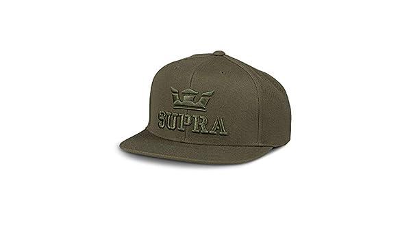 Supra : Above II Snapback Visera: Amazon.es: Ropa y accesorios