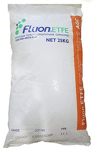 Amazon com : AGC Chemicals Fluon ETFE C-88AXP Resins for 1bag of