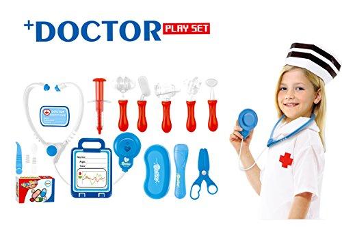 Liberty Imports Medical Hospital Playset