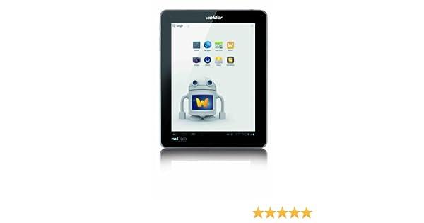 Wolder miTab Experience 8GB Black - Tablet (IEEE 802.11n, Android ...