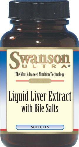 Amazon.com: Extracto de Hígado líquido w/bilis Sales 60 ...