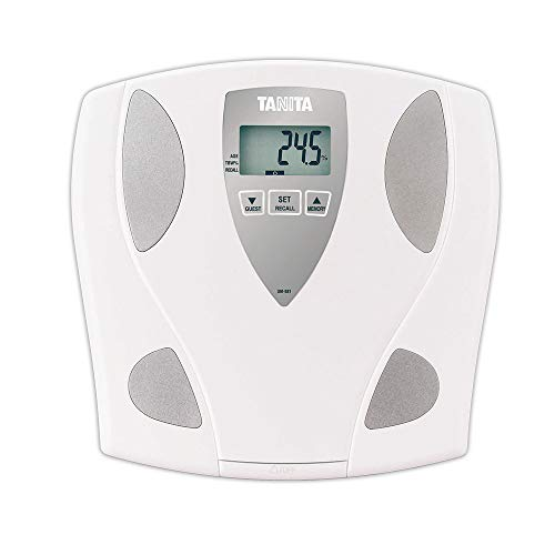 (Tanita UM-081 Scale Plus Body Fat & Body Water Monitor)