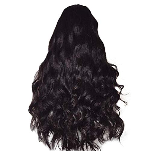 Clearance Long Lace Front Curly Wig | Inkach