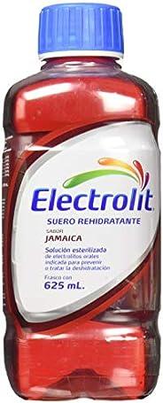 Electrolit Solución, Jamaica, 625 ml
