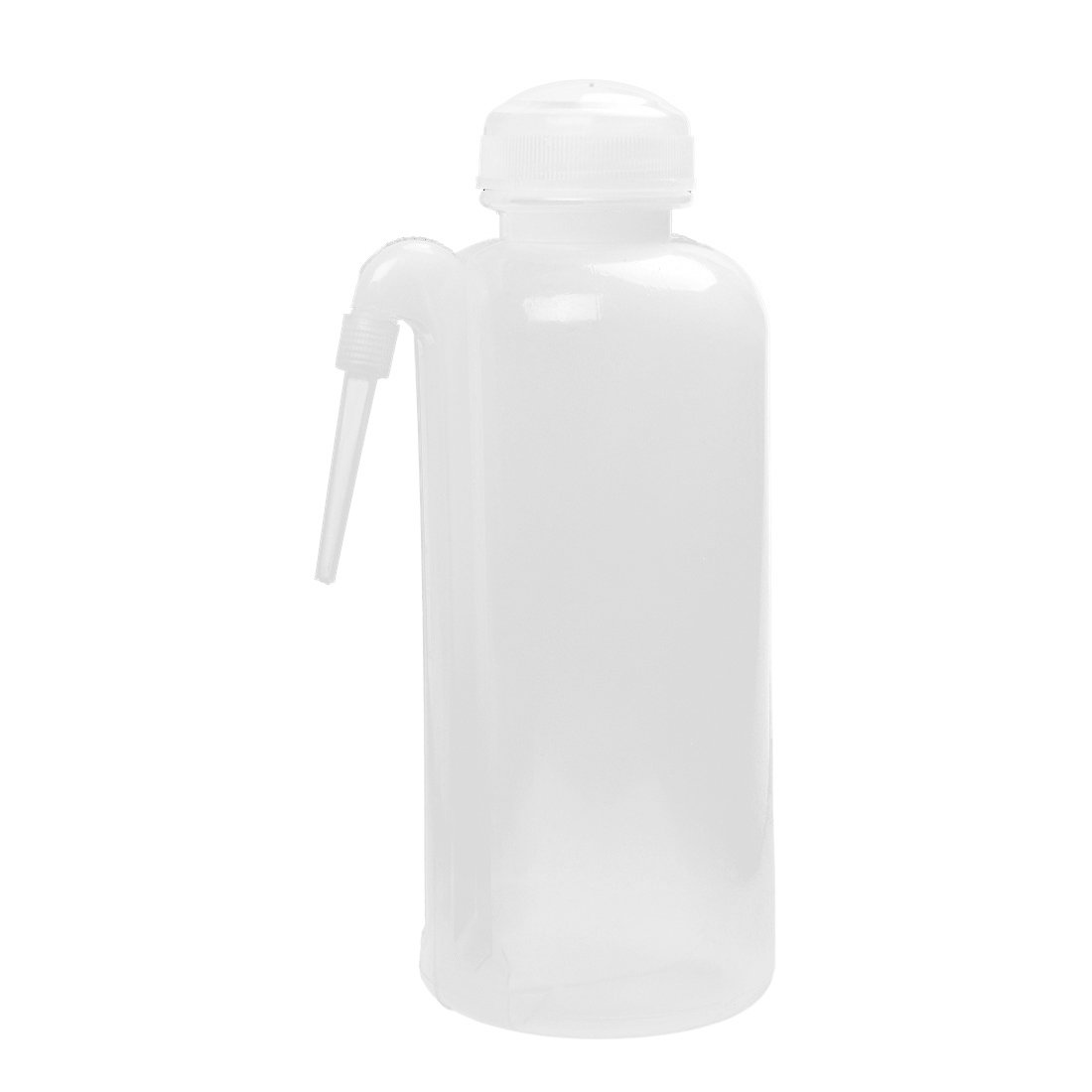 TOOGOO(R) 500ml Plastic Wash Bottle Squeeze Dispensing Bottle