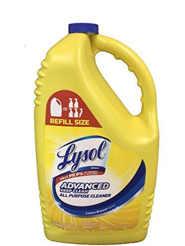 Lysol Disinfectant 144 Ounce Refill Bottle