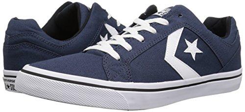 Adulto Navy Ctas Converse – Unisex black Sneaker white Core Hi YdwdqF0