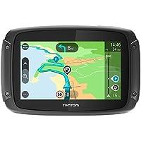 TomTom GPS Moto Rider, mappatura e traffico a vita