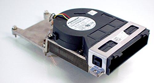 - FVMX3 Genuine OEM DELL Optiplex 790 990 SFF Small Form Factor Desktop CPU Internal Cool Copper Processor FOXCONN J50GH Fan Blower Housing Cool Heatsink Bracket Assembly