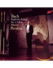 J.S. Bach - English Suites 1, 3 & 6