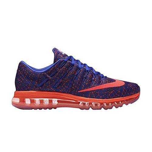 Nike Air Max 2016 Print Løbesko Concord / Samlede Crimson sOZa4nNr